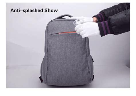 New Ransel Laptop Up fashion 15 6 anti theft slim water resistant laptop