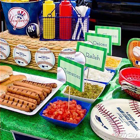 themed food events best 25 baseball theme food ideas on pinterest baseball