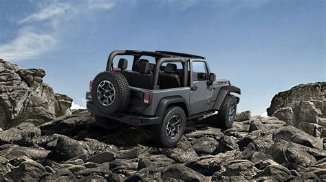 Jeep Time our favorite all time jeep wrangler trims and models