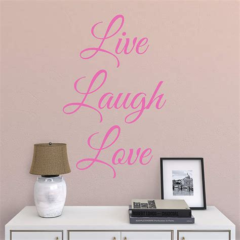 live laugh home decor live laugh wall decal shop fathead 174 for wall