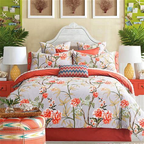 kids bedding queen size 4pc kids twin bed sreads 4pc duvet cover without filler flat