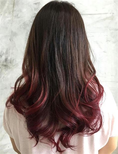 bob with dipped ends hair best 25 dip dye hair ideas on pinterest dip dye dip