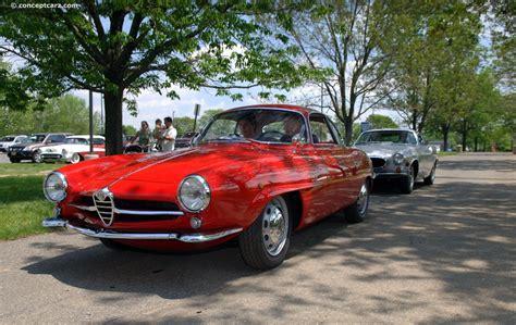1960s alfa romeo 1960 alfa romeo giulietta sprint speciale conceptcarz
