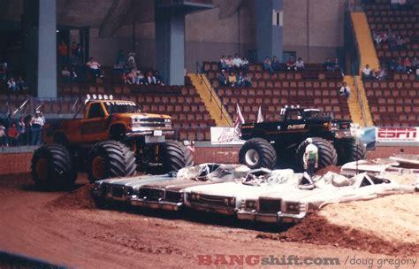 monster truck show montgomery al bangshift com monster truck action