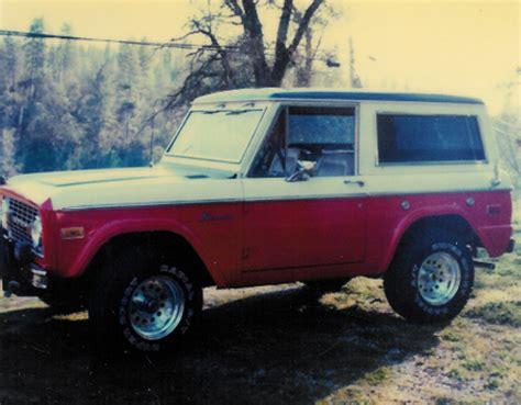 baja bronco for sale 1975 baja bronco for sale