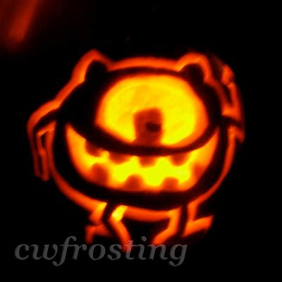 mike wazowski pumpkin template mike wazowski pumpkin carving template