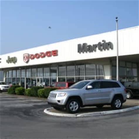 martin dodge jeep chrysler car dealers 2209
