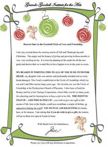 christmas event donation letter click best free home