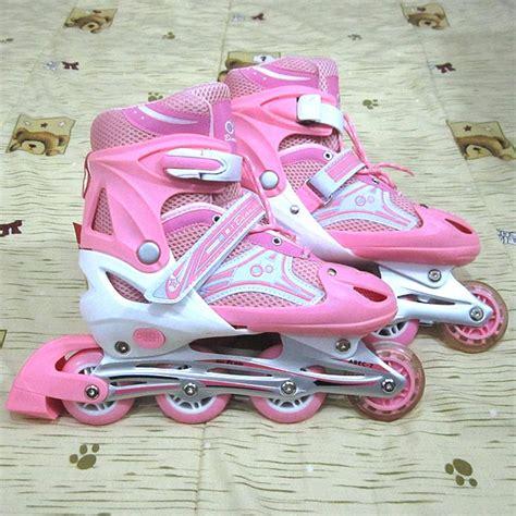 Sepatu Roda Pink toko jual sepatu roda anak inline skate