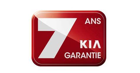 Garantie Kia Kia Garantie 7 Ans Ou 150 000 Km Sur Toute La Gamme