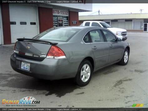 2007 chevy impala 2007 chevrolet impala lt autos post