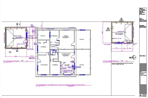 kitchen addition floor plans lindblad architects residential kitchen addition and new garages