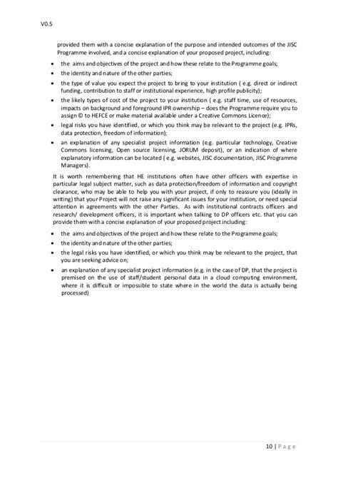 consortium agreement template consortium agreement template