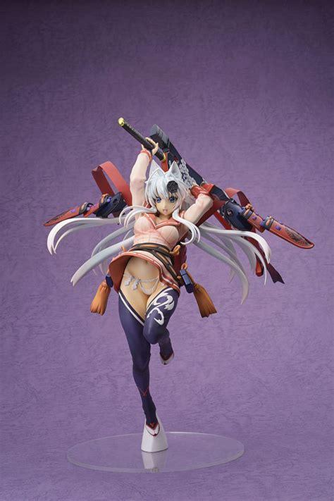 Hyakka Ryouran Gate Yagyu Jubei buy pvc figures samurai pvc figure yagyu jubei