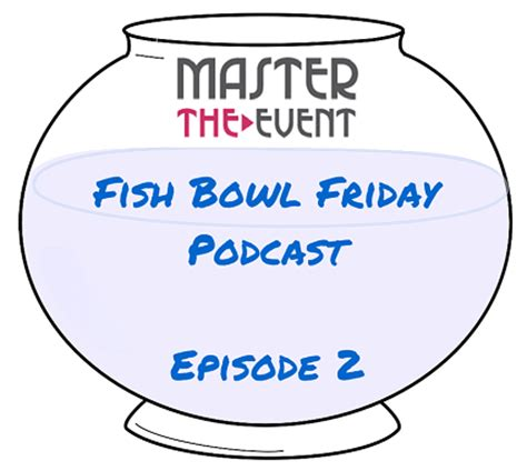 Divashop Podcast Episode 2 2 by Master The Event Podcast Fishbowl Friday Episode 2
