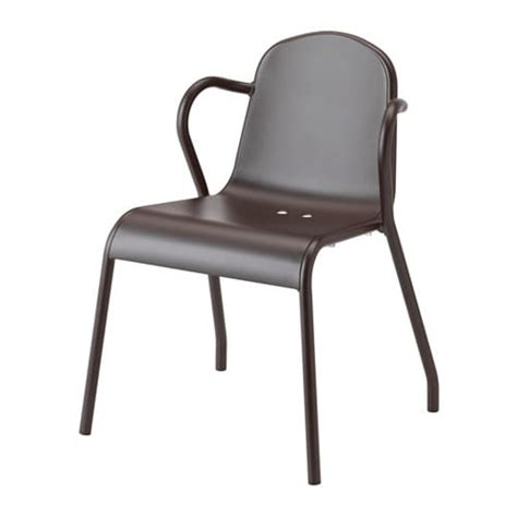 ikea garden chairs cheap tunholmen chair outdoor brown ikea