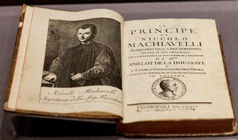Il Principe Sang Pangeran Niccolo Machiavelli il principe machiavelli