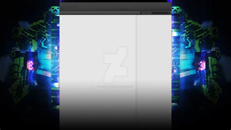 youtube channel layout 2015 youtube channel design for mrminecraftawes0me 2 by
