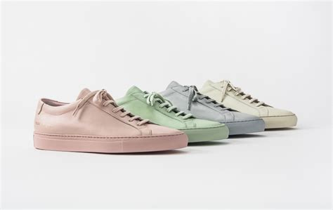 by common projects sneakers best foot forward common projects ss16 craveonline