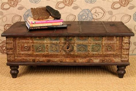 antique trunk coffee tables antique trunk coffee table coffee table design ideas