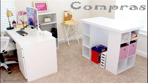 decorar escritorio manualidades escritorio y mesa para manualidades desk craft table