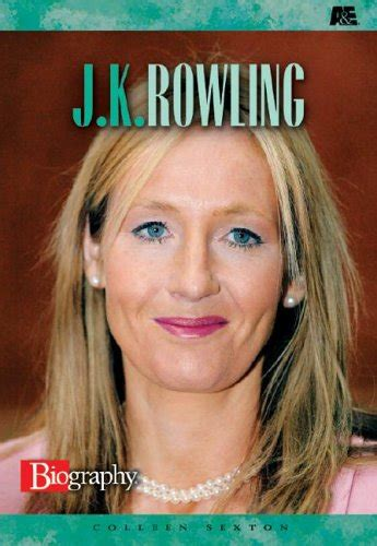 biography books about jk rowling j k rowling by colleen sexton reviews discussion