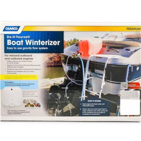 winterizing a boat kit boat winterization advice products to winterize boats