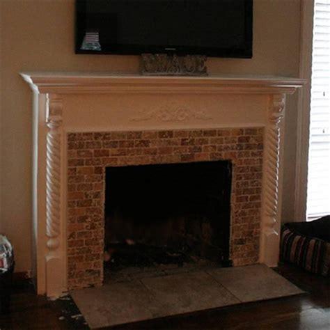 home dzine home improvement rev or makeover a fireplace