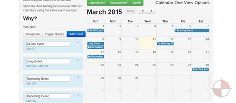 angularjs calendars examples phpcodify