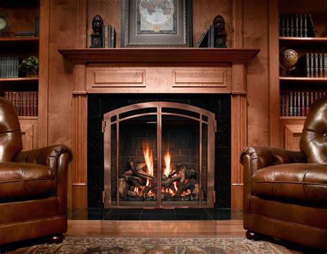 Mendota Gas Fireplace Reviews by Mendota Fv46 Sutter Home Hearth