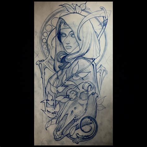 tattoos drawing i in winnipeg at kapala danfletchertattoos