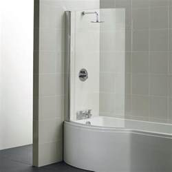 Shower Over Bath Screen santorini 100cm shower over bath screen bath screens