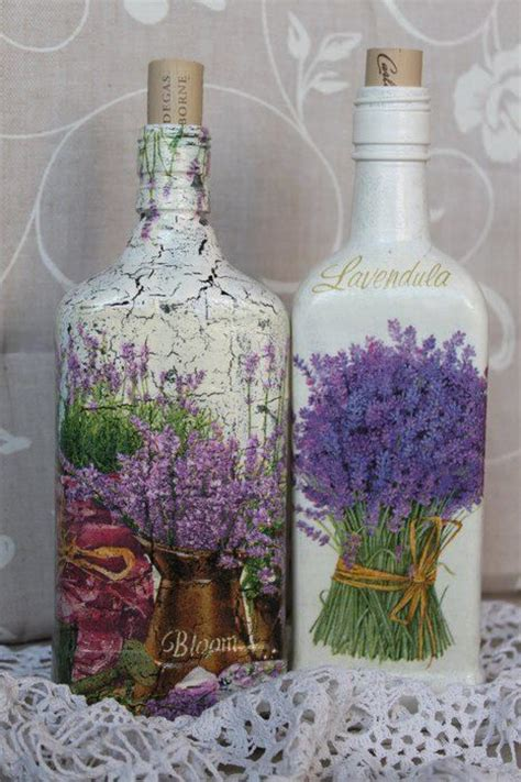 decoupage glaze decoupage pintura en vidrio beautiful