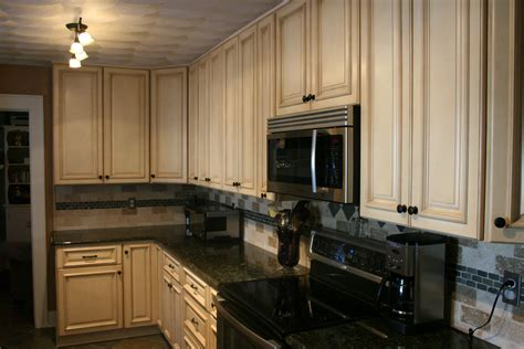 superb antique white kitchen cabinets with black the best small kitchen designs 2013