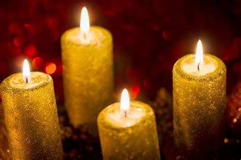 lights candles candle lights background photohdx