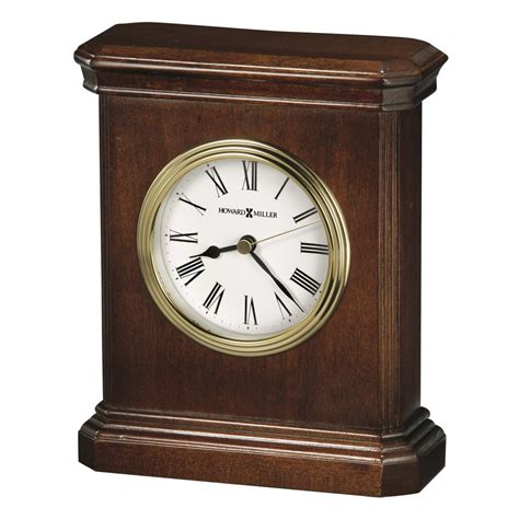 Home Decor Traditional by Howard Miller Windsor Carriage Table Clock 645530