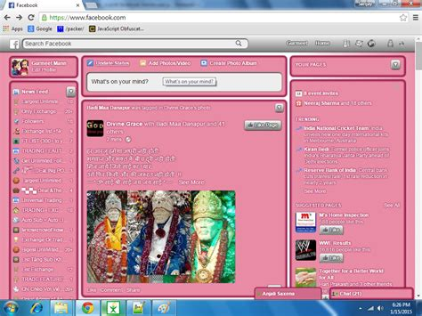 facebook themes download for pc appassionata pink facebook theme skin full ver pc game