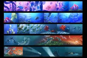 for colored script finding nemo the of finding nemo pixar talk