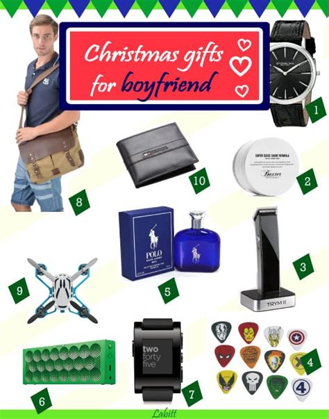 top christmas gift ideas for boyfriend 2017 metropolitan