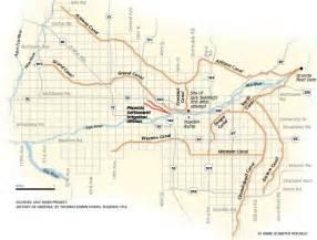 arizona canal map 熱 天 氣 weather