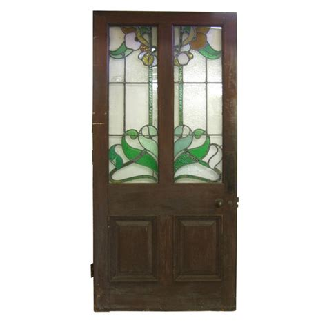 Leaded Glass Door Repair Leaded Glass Door Andy Thornton