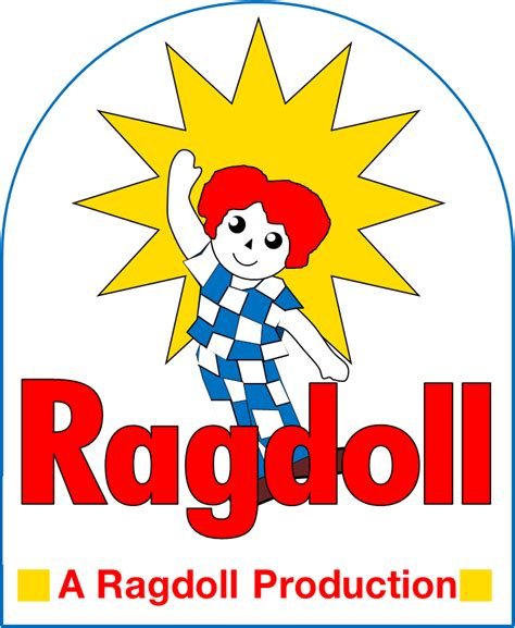 a ragdoll production ragdoll productions logopedia the logo and branding site