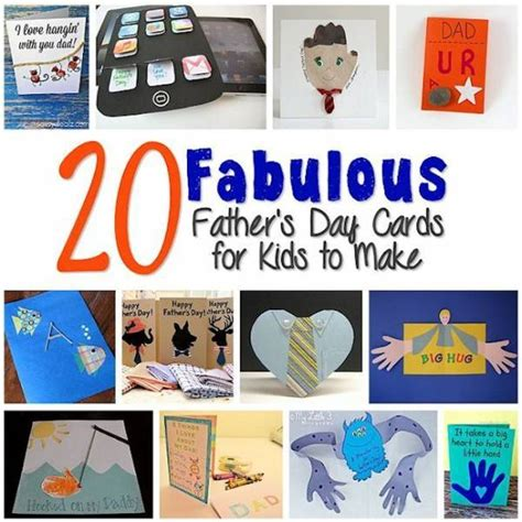 how to make fathers day cards 20 s day cards for to make lesson plans