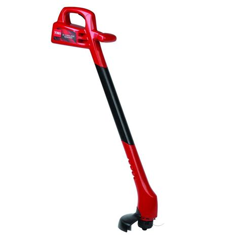 toro 8 in 12 volt cordless string trimmer shop your way
