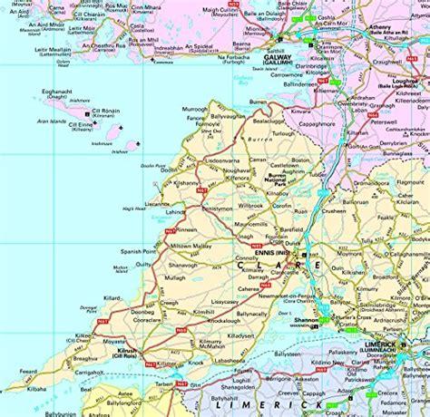printable dubai road map 2015 collins ireland road map desertcart