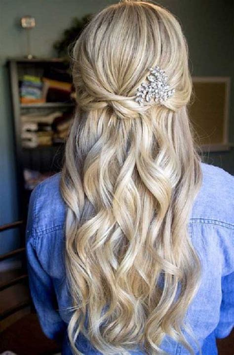 Pretty Nice Prom Hairstyles for Long Hair   Long Hairstyles 2016   2017