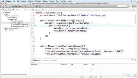 Java Swing Exles by Use Swing To Create A Gui