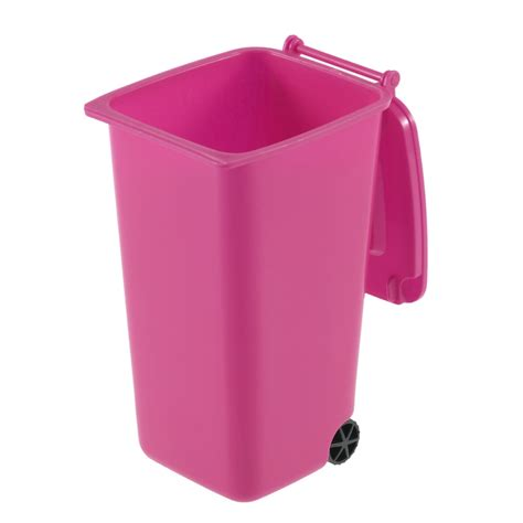 Stationery Desk Tidy by Mini Wheelie Bin Desk Tidy Office Desktop Stationery