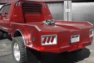 truck beds flatbeds aluminum plate