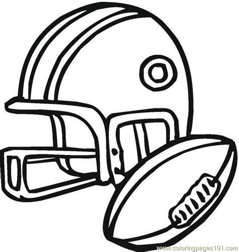Coloring Pages American Football 3 Coloring Pages 7 Com Football Printable Coloring Pages